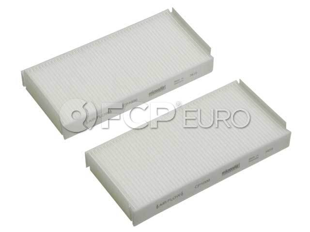 Mercedes Cabin Air Filter Set of Two - Corteco 21651195