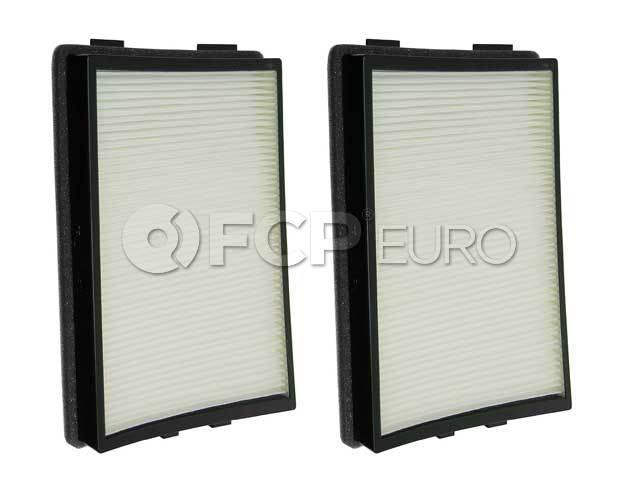 BMW Cabin Air Filter Set (E39) - Corteco 64319216589