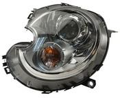 BMW Headlight Assembly - Magneti Marelli 63127270025