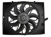 BMW Cooling Fan Assembly (E60) - CoolXPert 17427543282