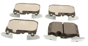 BMW Brake Pad Set - Textar 2502801