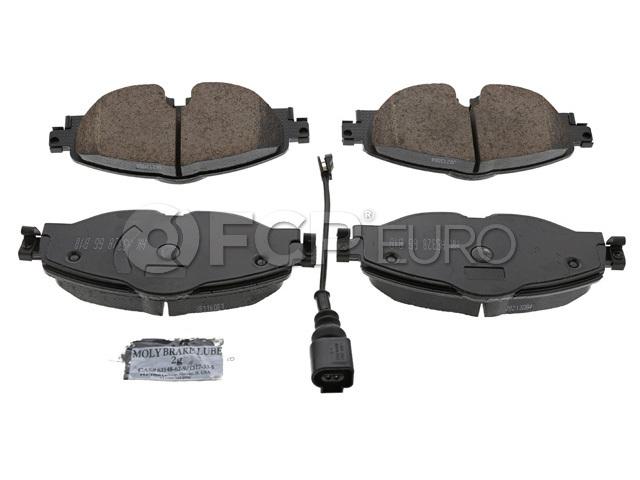 Audi VW Brake Pad Set - Akebono 5QD698151