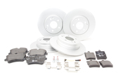 Mercedes Brake Kit Comprehensive  - Zimmermann R171FULLBK2