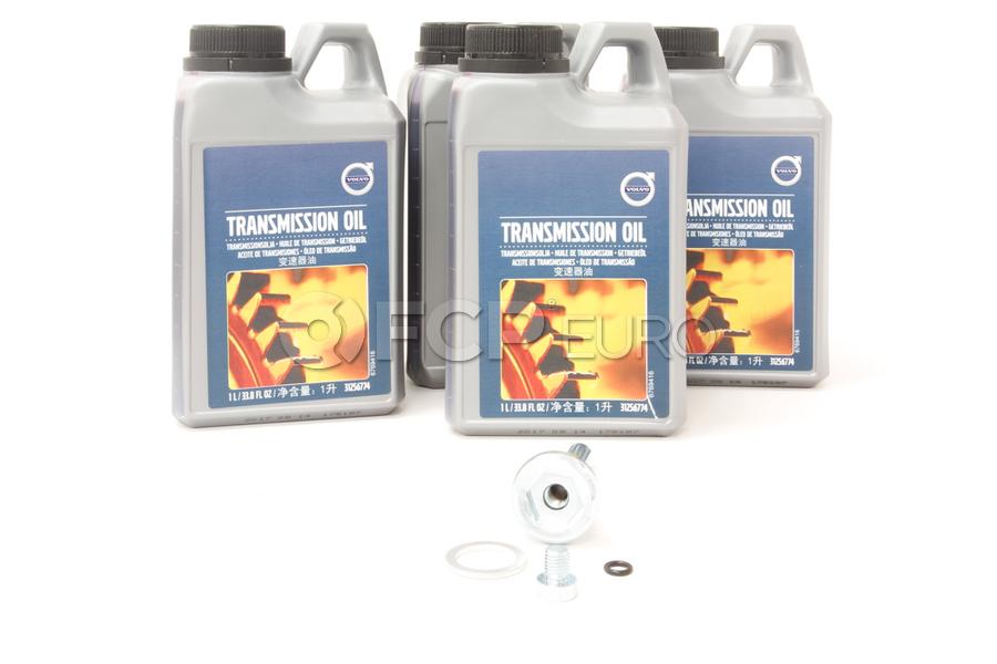 Volvo Transmission Service Kit - Genuine Volvo KIT-519014