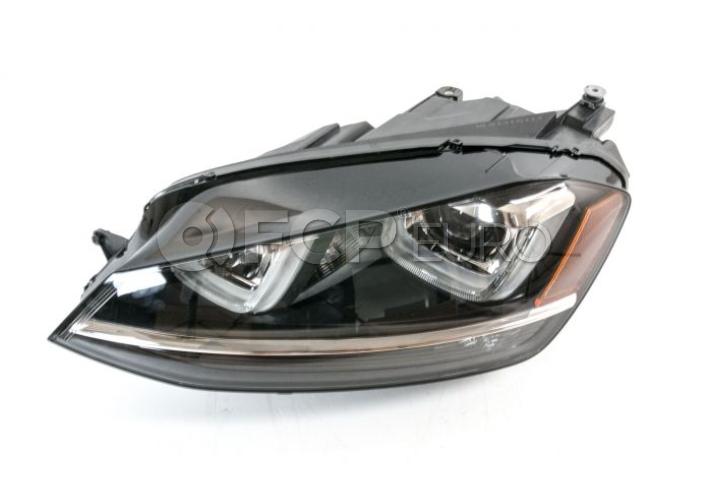 VW Headlamp Assembly - Valeo 5G0941753B