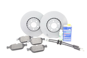Volvo Brake Kit - Zimmermann KIT-534893