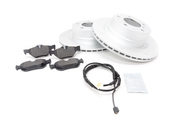 BMW Brake Kit - Genuine BMW 34216855005KTR2