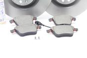 VW Brake Kit - Brembo KIT-528891