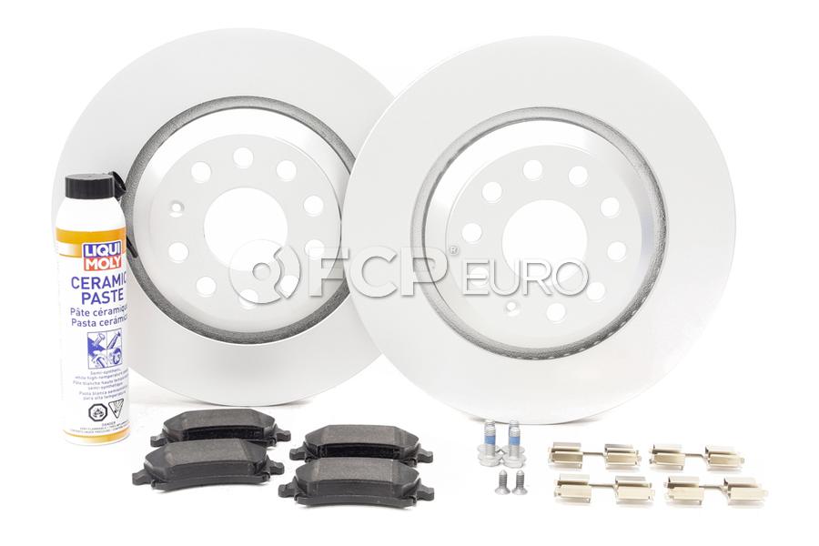Audi VW Brake Kit - Pagid KIT-528960