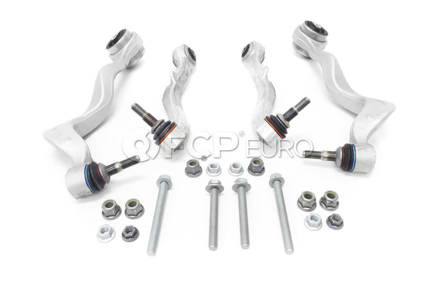 BMW 4-Piece Control Arm Kit (E63 E64) - Genuine BMW E63E64CAKT