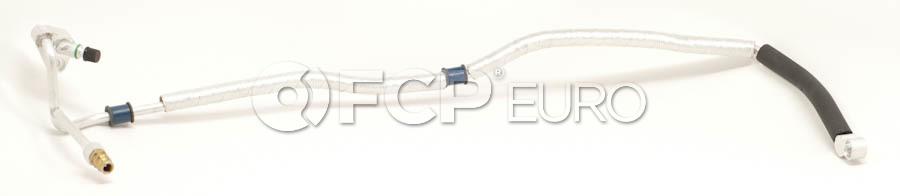 BMW A/C Hose Drier to Firewall Evaporator - Genuine BMW 64538375751