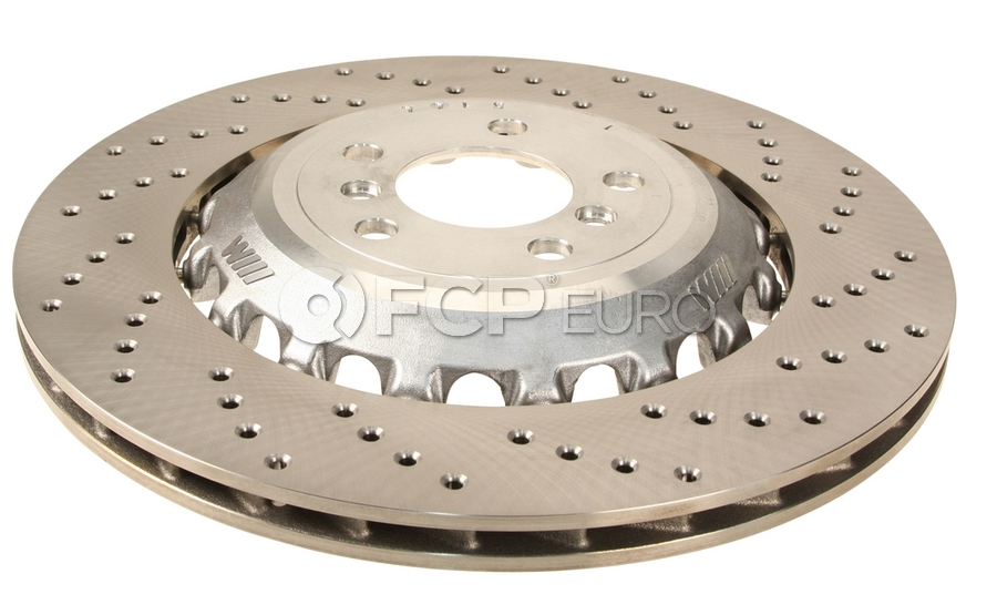 BMW Brake Disc - Zimmermann 34212284104