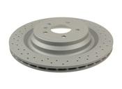 Mercedes Disc Brake - Zimmermann 1664230312