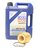 BMW 5W-40 Oil Change Kit - 11427953129KT9