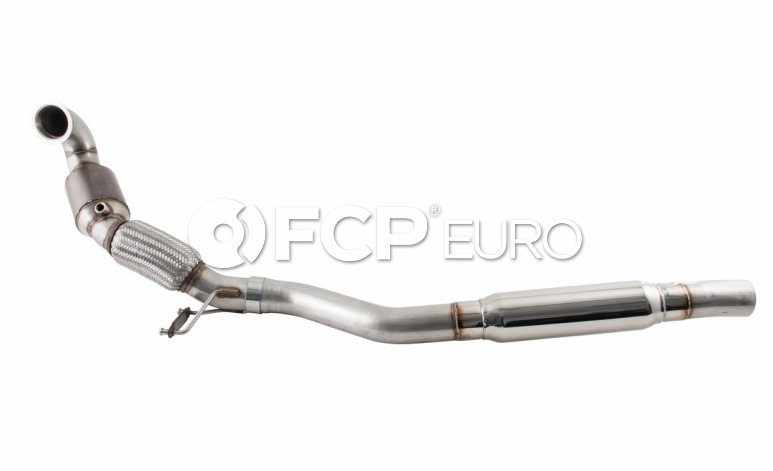 Audi VW Performance Downpipe - AWE Tuning 321511054