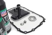 BMW GA6L45R Automatic Transmission Service Kit - Liqui Moly 24117593565KTLM