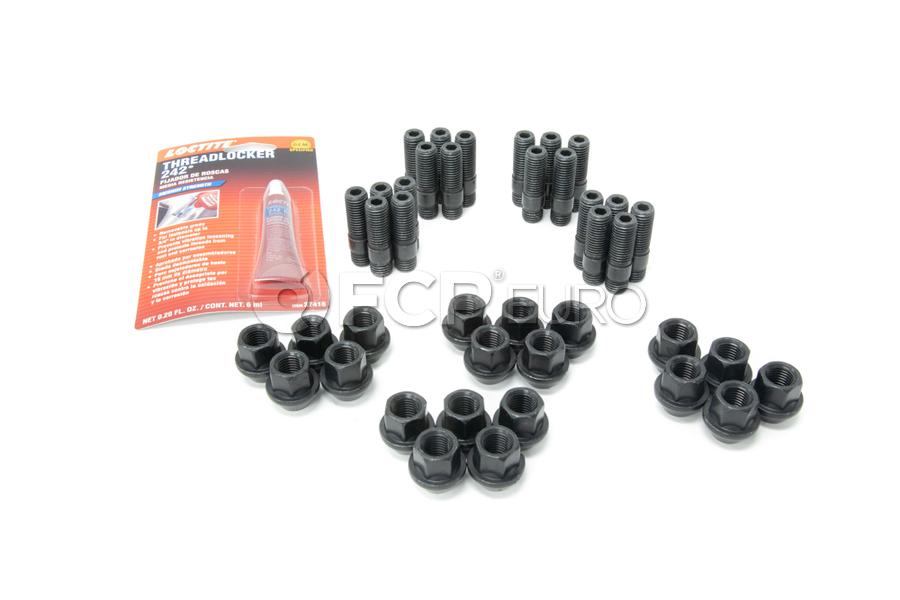 BMW M12x1.5mm Wheel Stud Kit (44mm) - Motorsport Hardware 12X1544MMBRSKT