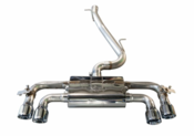 VW SwitchPath Catback Exhaust System - AWE Tuning 302543024