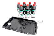BMW GA8HP45Z GA8HP70Z Automatic Transmission Service Kit - Liqui Moly 24118612901KT1