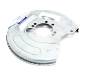 Volvo Brake Dust Shield - Genuine Volvo 30814870