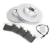 BMW Brake Kit - Genuine BMW 34116792223KTF