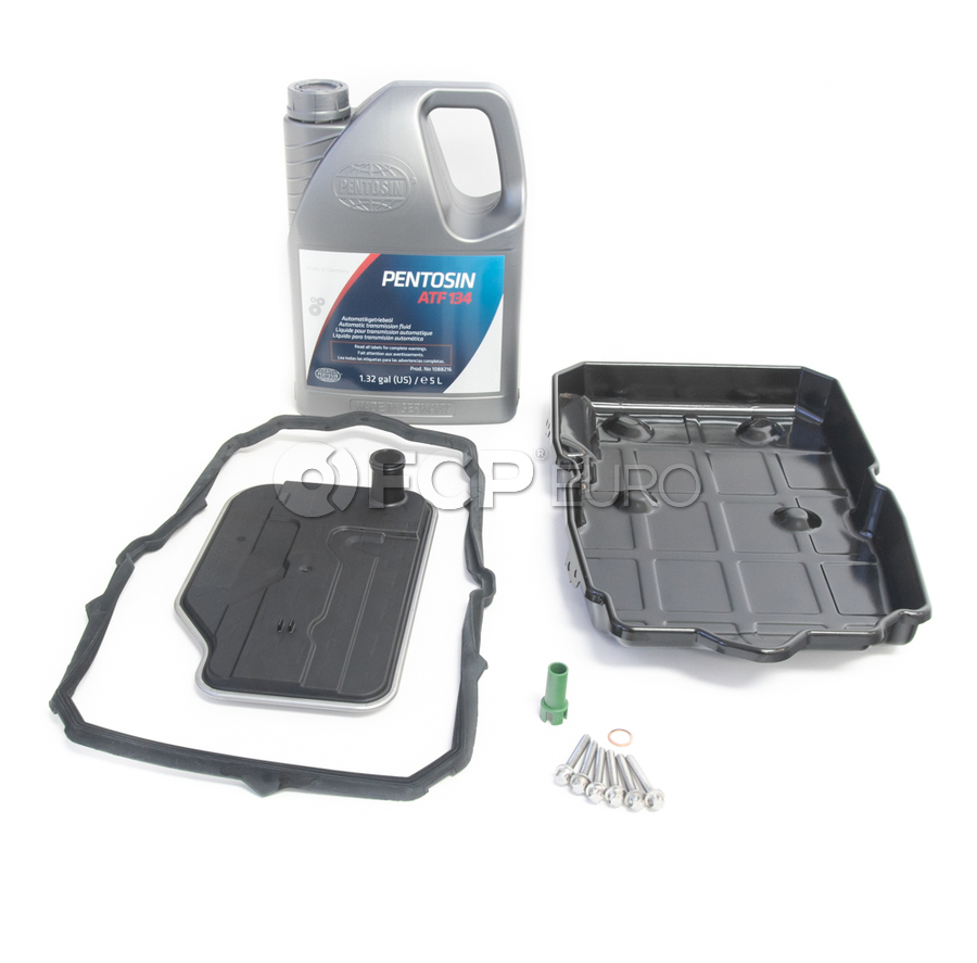Mercedes 722.9 Transmission Pan Upgrade Kit - Pentosin 001989680310