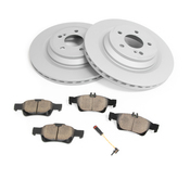 Mercedes Brake Kit - Akebono 2214230412