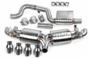 Audi VW Catback Exhaust System - APR CBK0002