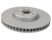BMW Brake Disc - Zimmermann 34116860911