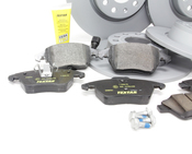 Audi VW Brake Kit - Zimmermann KIT-534856