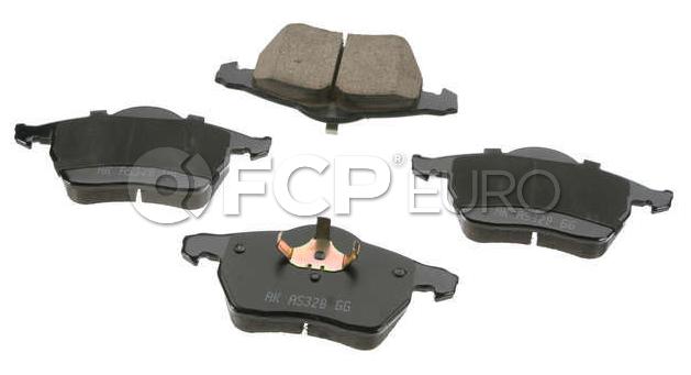 Saab Brake Pad Set - Akebono EUR840A