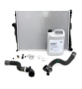 BMW Radiator Replacement Kit - 17119071519KT