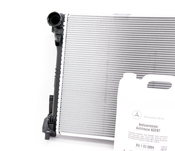 Mercedes Radiator Replacement Kit - Nissens 2045003003