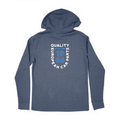 Men's Hoodie (Midnight Navy) Large - FCP Euro 577241
