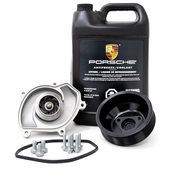 Porsche Engine Water Pump Kit - Geba/Genuine 9481060330KT