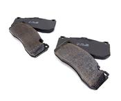 BMW Brake Pad Set - Genuine BMW 34116797860
