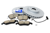 Audi Brake Kit - Zimmermann/Akebono 8K0615301MKT