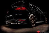 "VW Performance 3"" Turbo-Back Exhaust System - Unitronic UH026EXA"