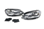 VW Headlight Assembly Kit - Helix HVWG7HLB2