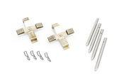 Porsche Brake Hardware Kit - Genuine Porsche 96435295901