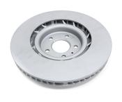 Porsche Brake Disc - Zimmermann 460155220