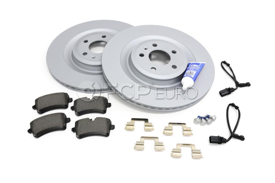 Audi VW Brake Kit - Zimmermann/Pagid 4H0615601LKT