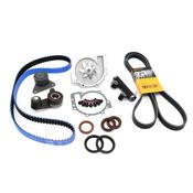 Volvo Timing Belt Kit 12 Piece - Gates Racing P80EARLYKIT4P12KT