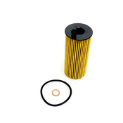 BMW Engine Oil Filter Kit - Mahle 11428507683
