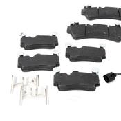 Audi VW Brake Kit - Zimmermann/TRW 7L8615601CKT3