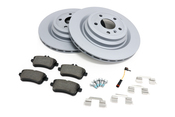 Mercedes Brake Kit - Zimmermann 1664230112