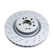 Mercedes Disc Brake - Zimmermann 1664211012