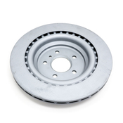 Mercedes Disc Brake - Zimmermann 1664230112