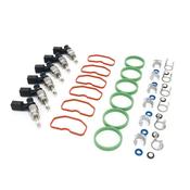 Audi Fuel Injector Kit - Hitachi 06E906036FKT2