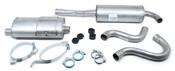 Volvo Exhaust System Muffler Kit - Starla